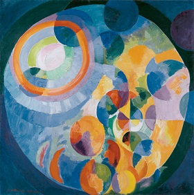 delaunay formes circulaires soleil lune 456